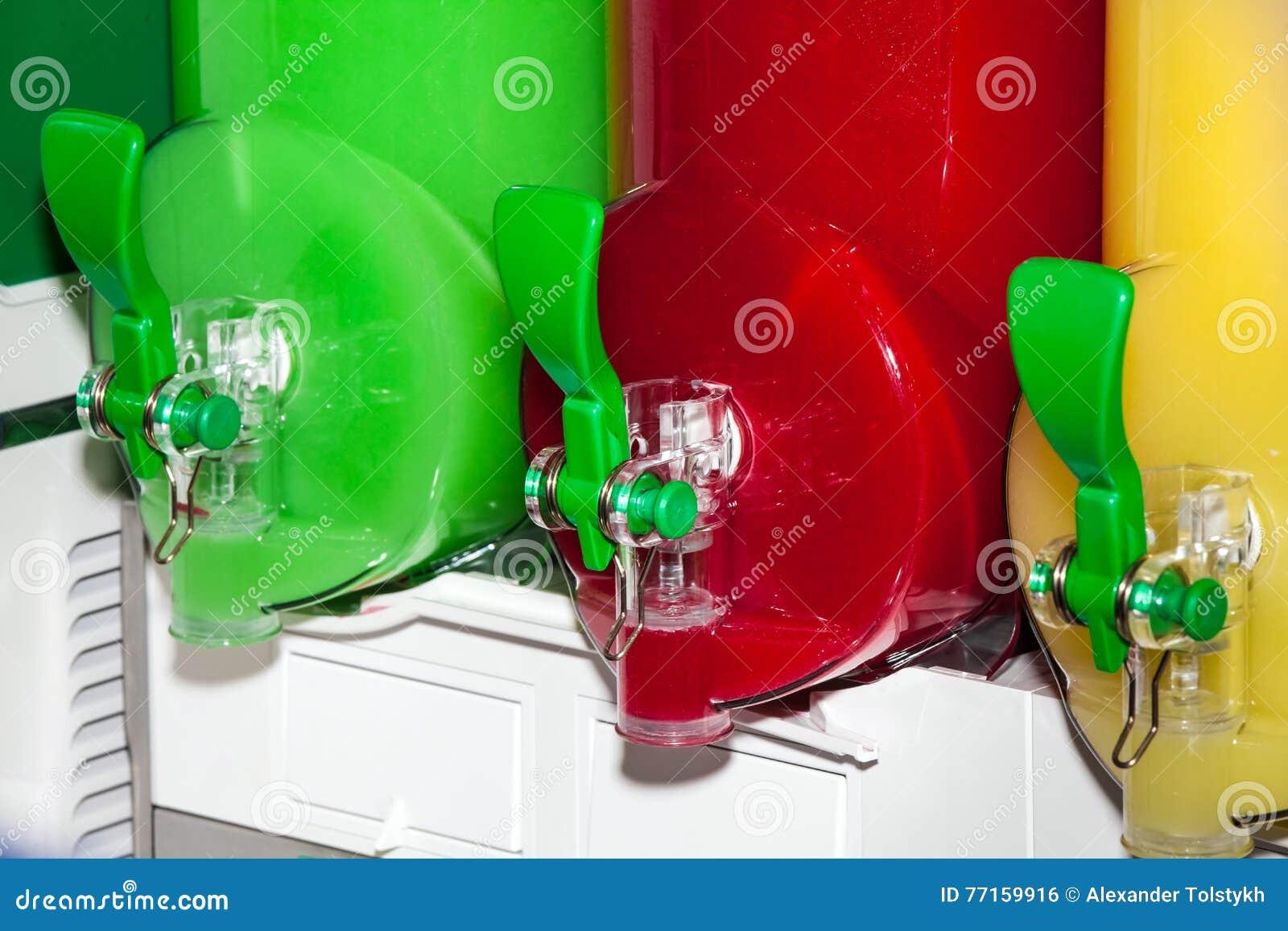 Machine pour faire à glace les boissons détrempées