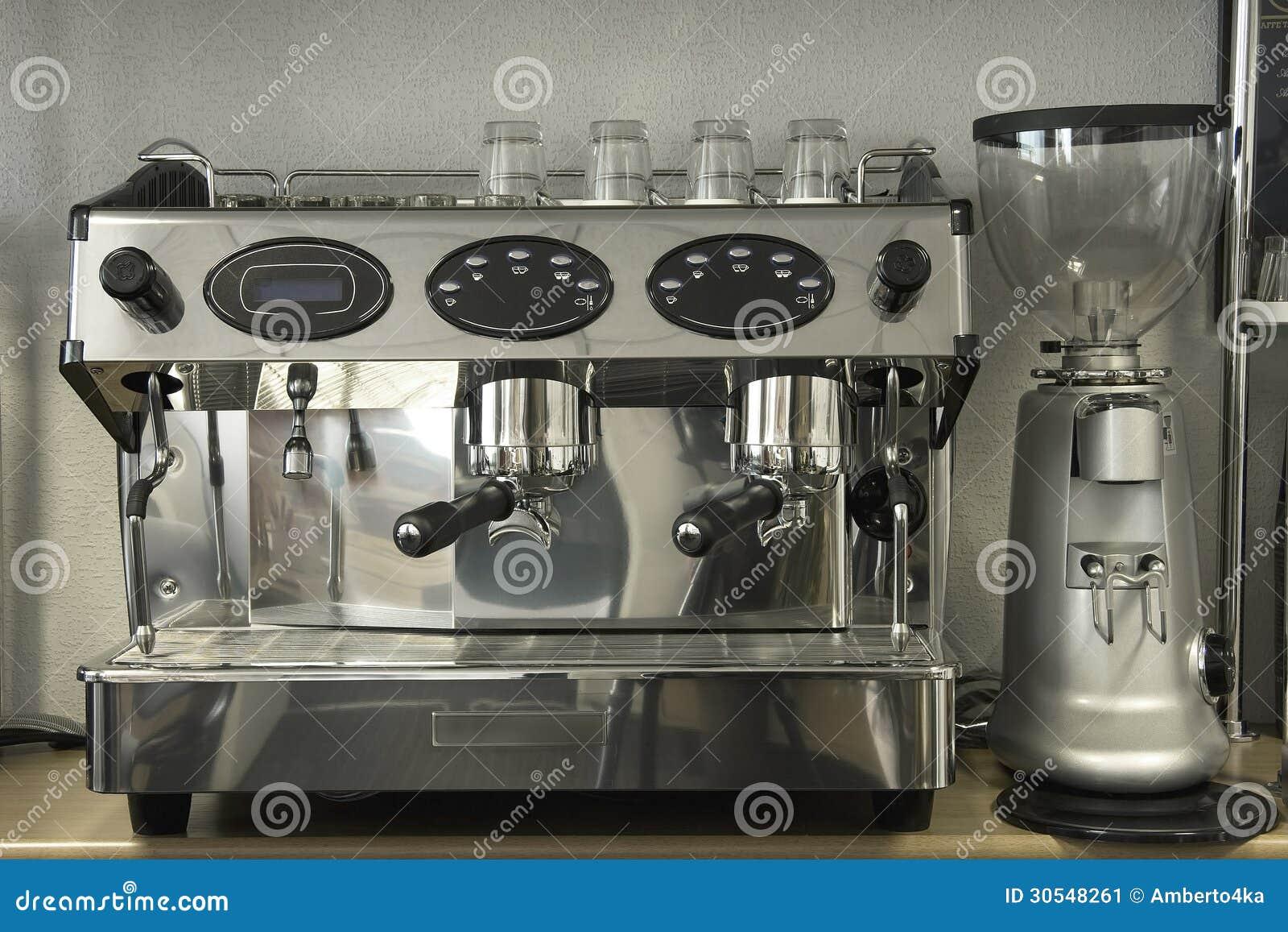 Machine professionnelle de fabricant de caf d expresso - Machine a cafe expresso professionnelle ...