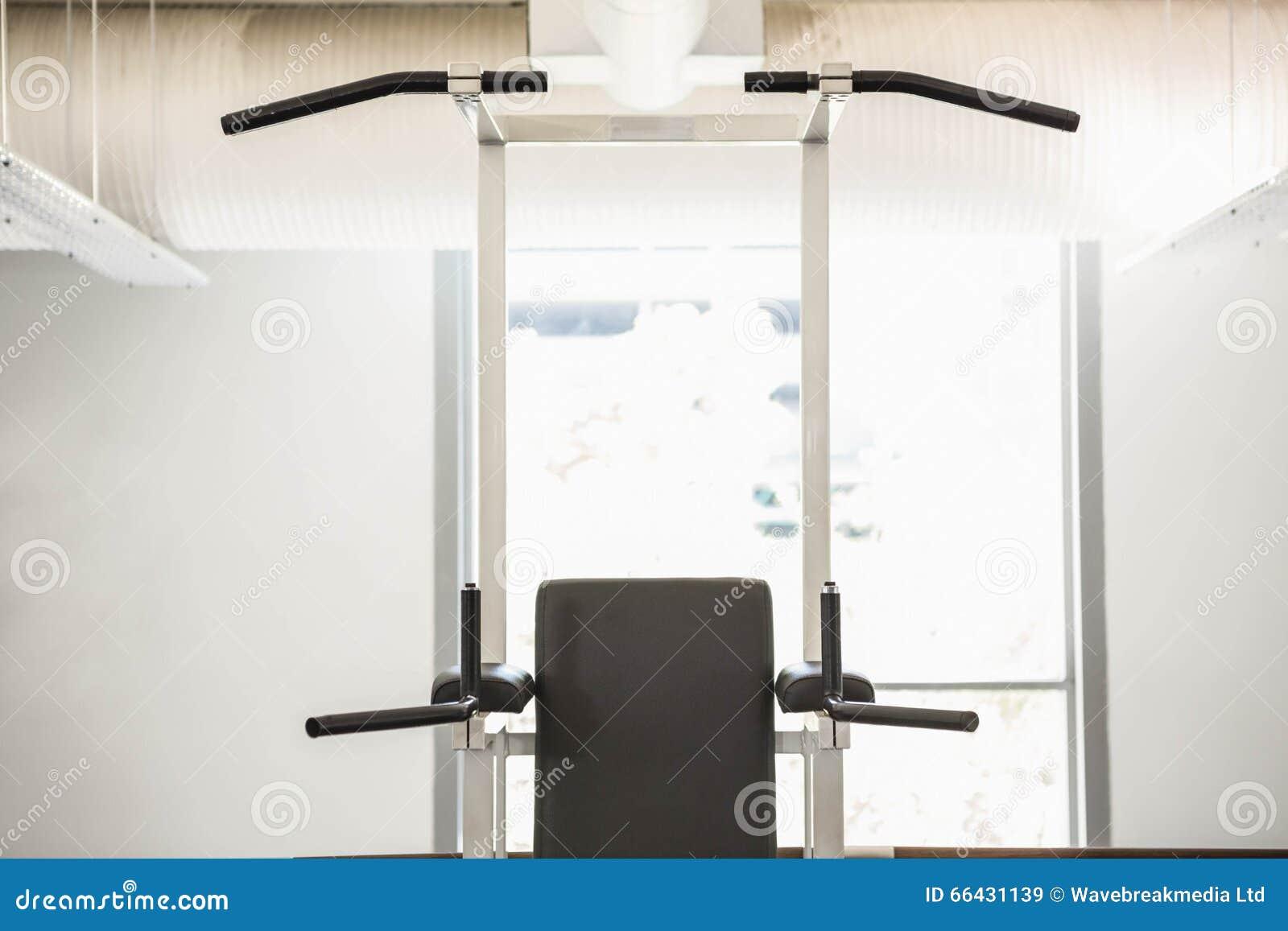 machine pull ups