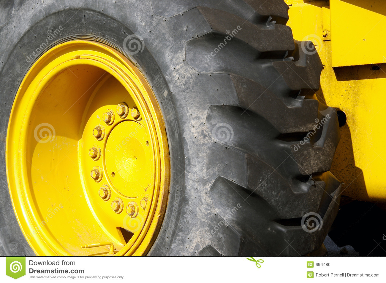 Machinery Tire
