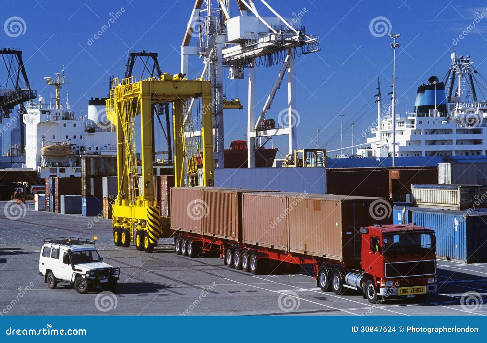 machine port