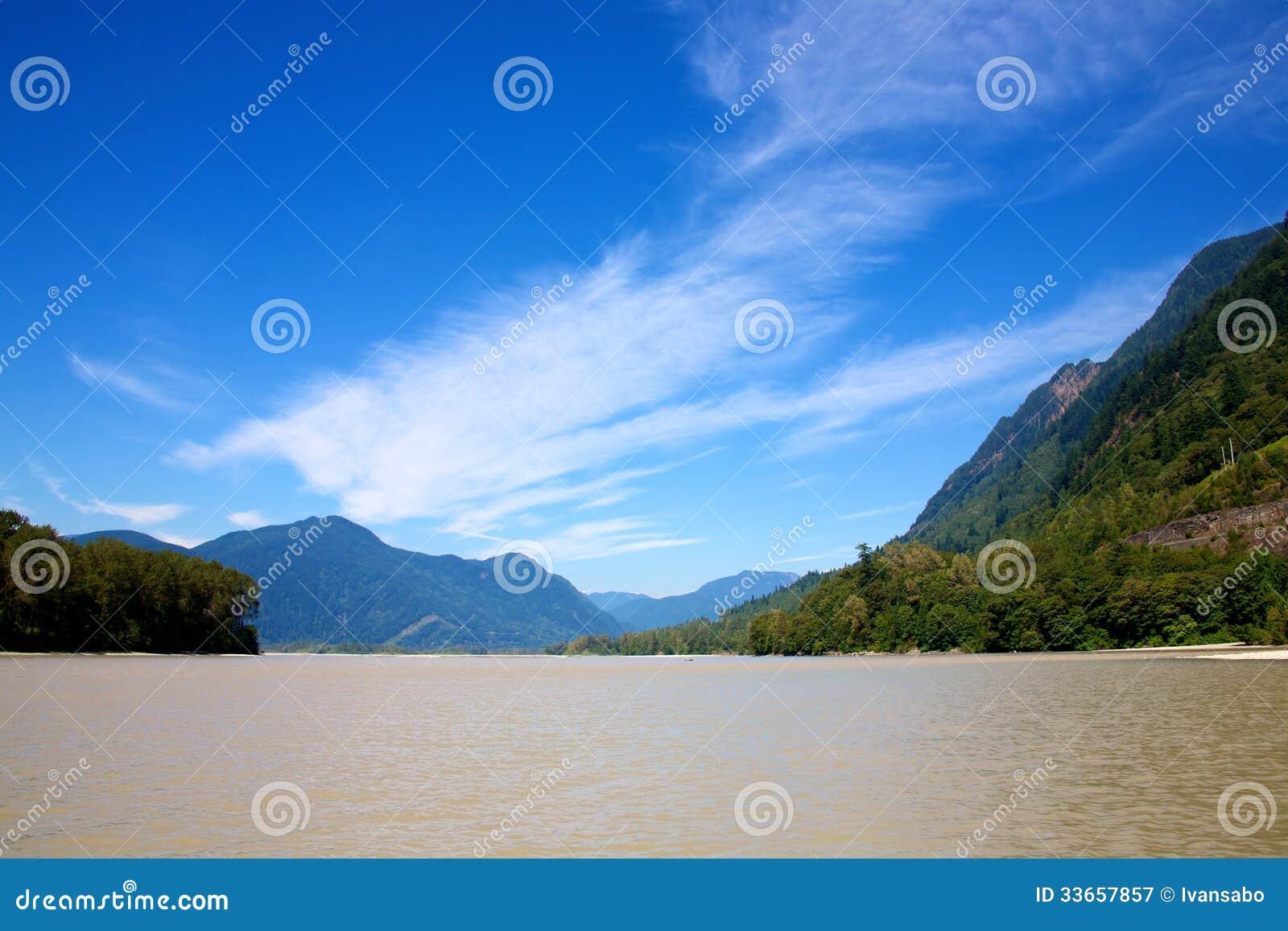 Machtig Fraser River