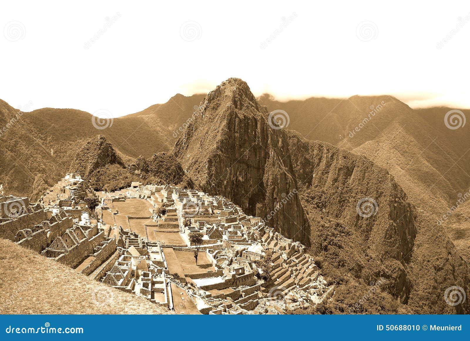 Download Machu Picchu 库存照片. 图片 包括有 布哈拉, 降低, 房子, 镇痛药, 建筑, 有历史, 公里 - 50688010