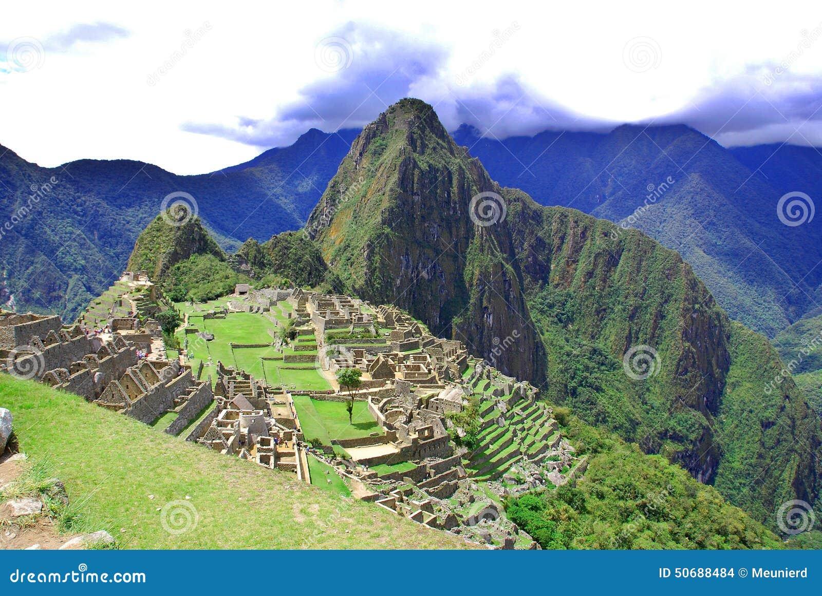 Download Machu Picchu 库存照片. 图片 包括有 人员, 挑库, 建筑, 利息, 金字塔, 末端, 亚马逊 - 50688484