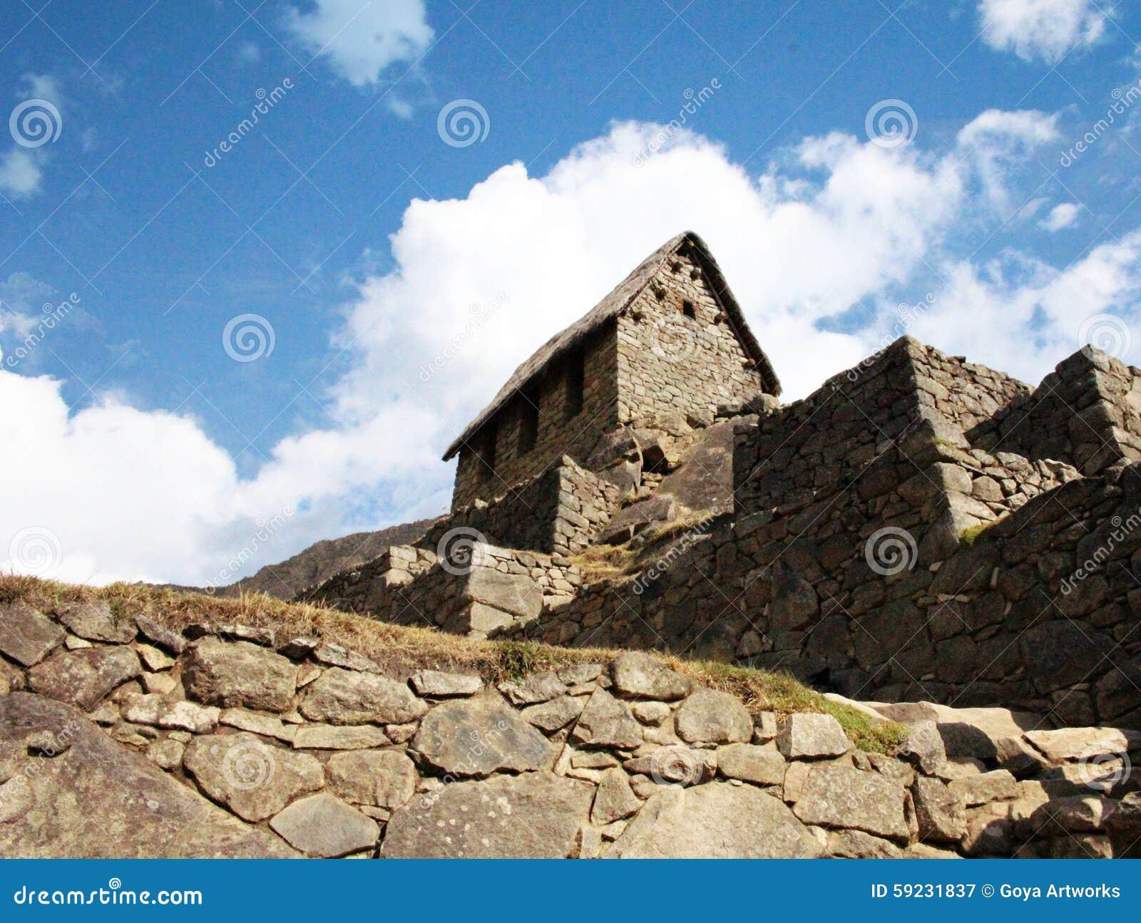 Download Machu Picchu fotografía editorial. Imagen de hierba, piedra - 59231837