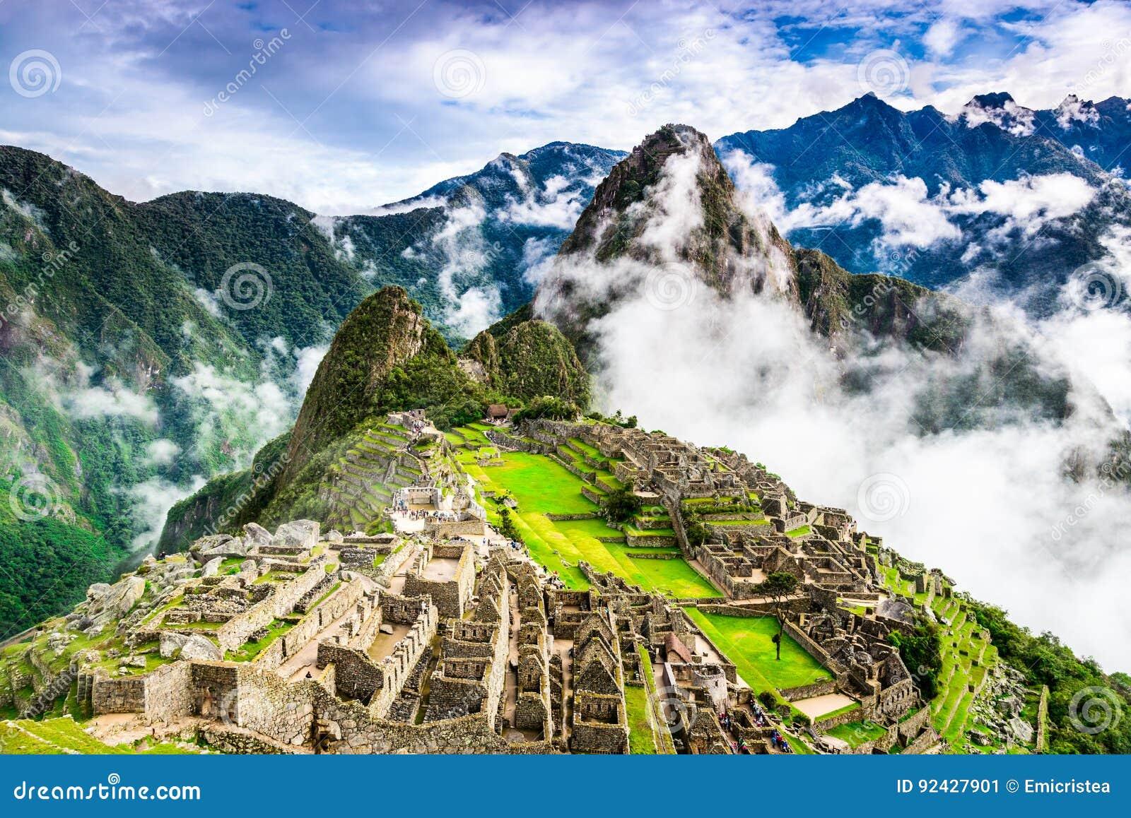 Machu Picchu, Cusco - Pérou