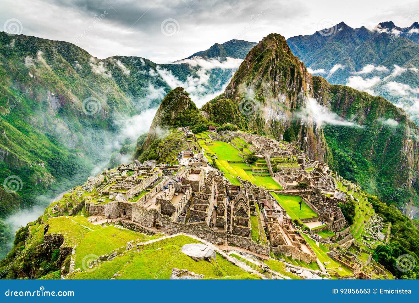 Machu Picchu, Cusco - Perù