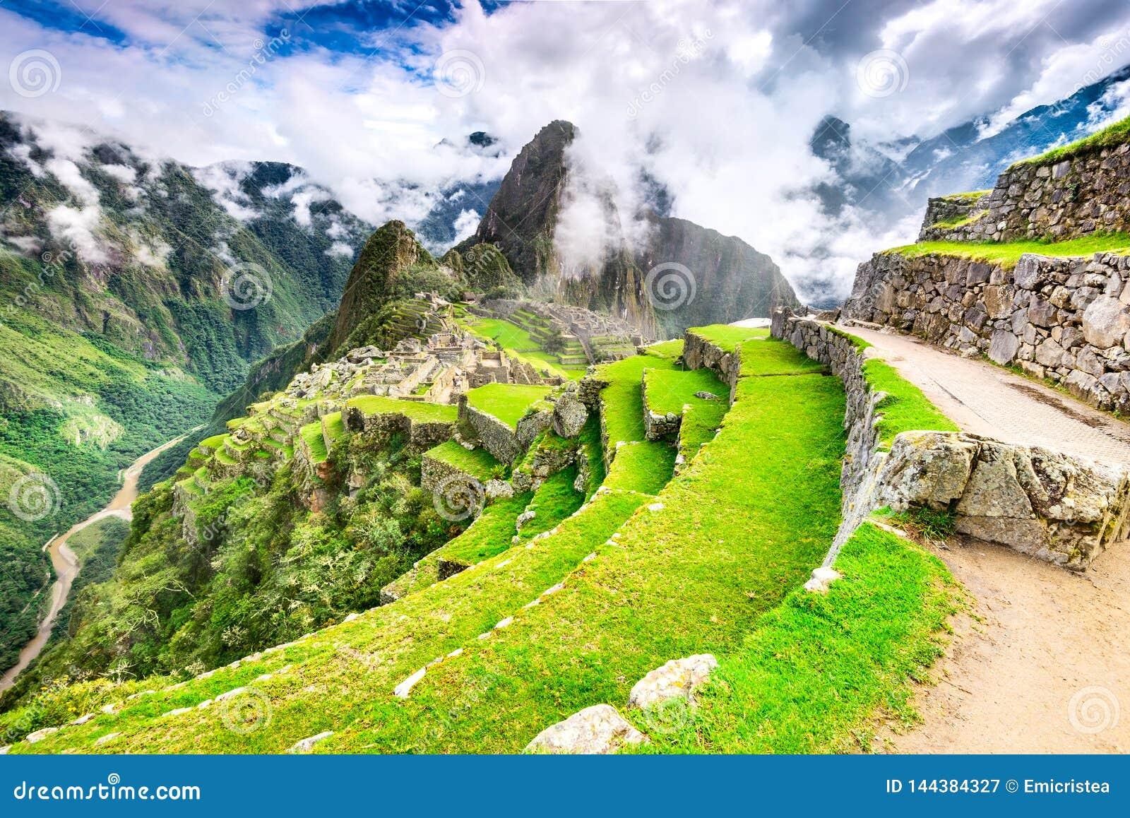Machu Picchu, Cusco - Per?