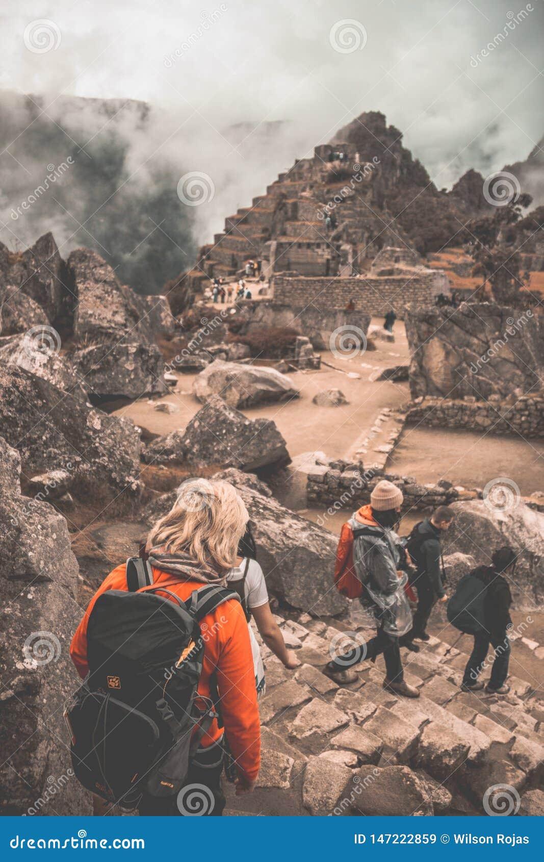 Machu Picchu die verlorene Stadt der Inkas Imagen