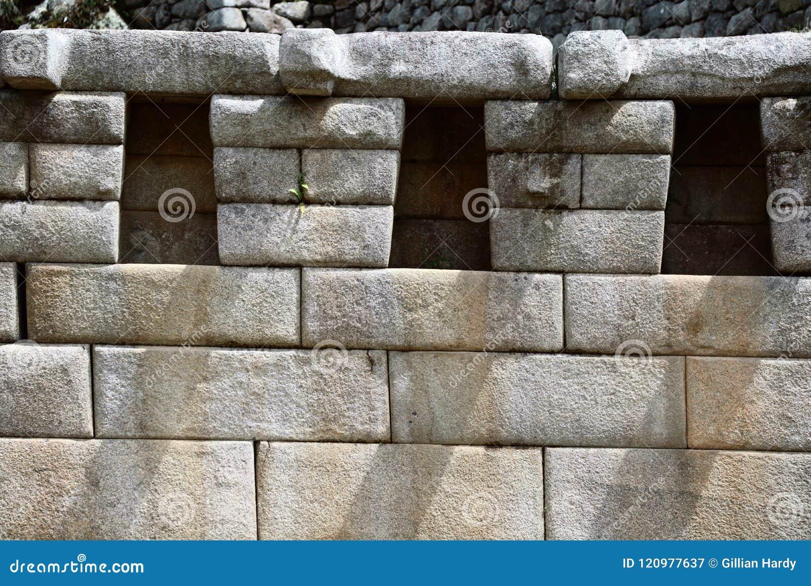 Machu Picchu Peru Details