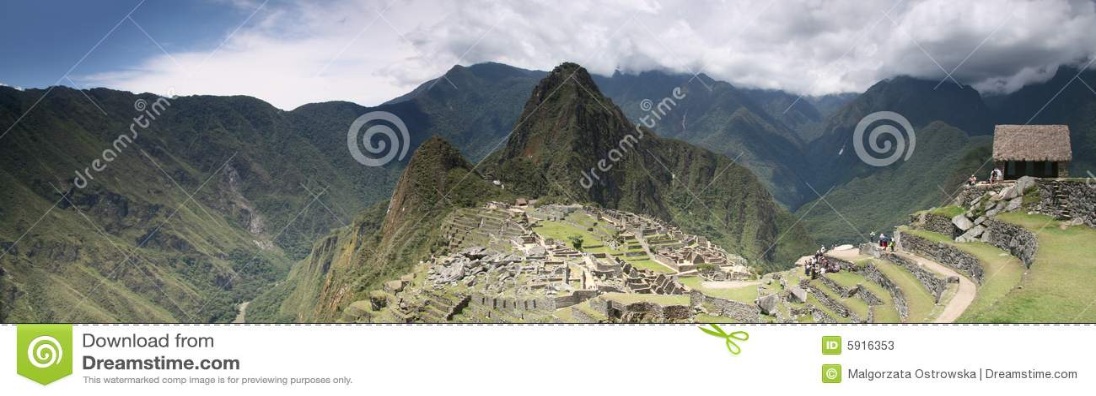 Machu Picchu, Peru (XXL)