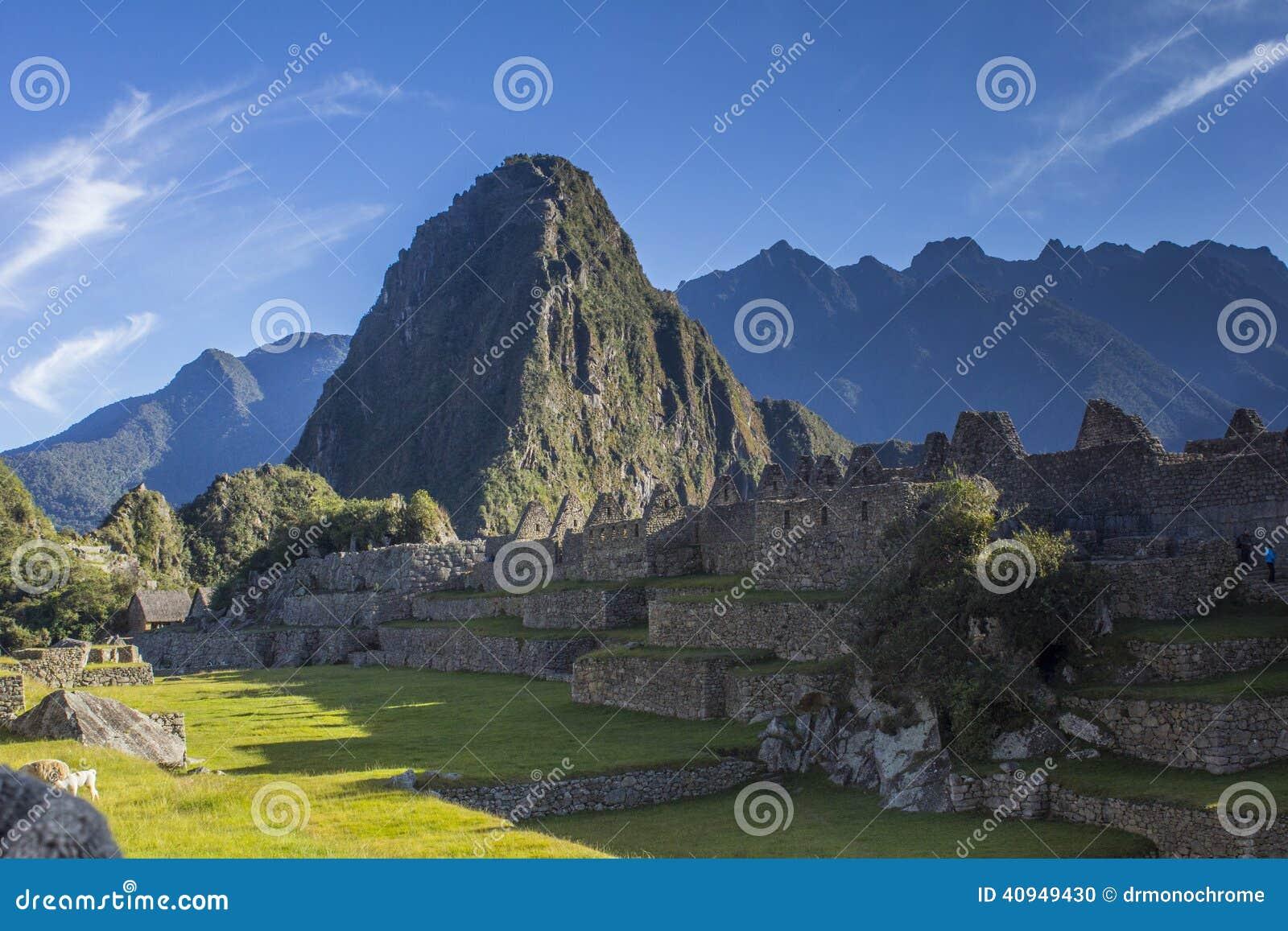 Machu Picchu ruine Cuzco Pérou