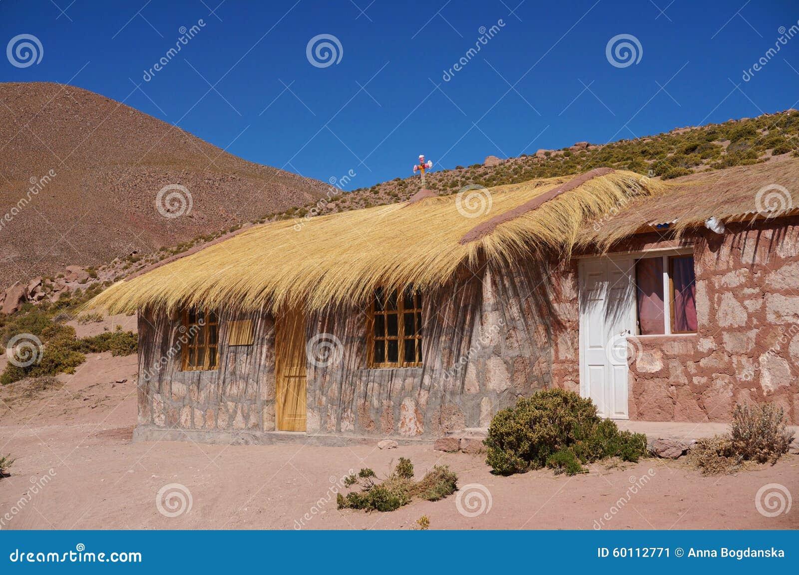 Machuca dans le désert d Atacama, Chili