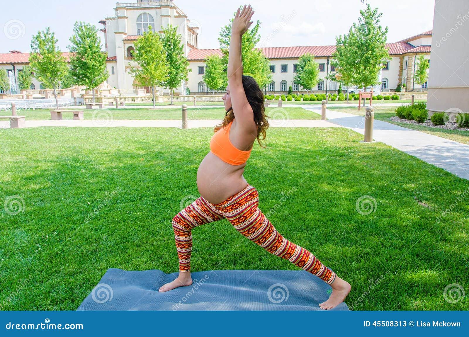 Macierzyńskiego joga ćwiczenia życia zdrowy styl