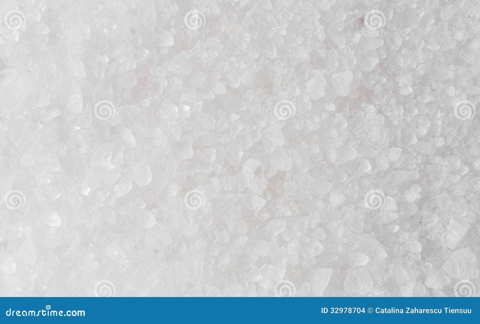 Macro del sale marino