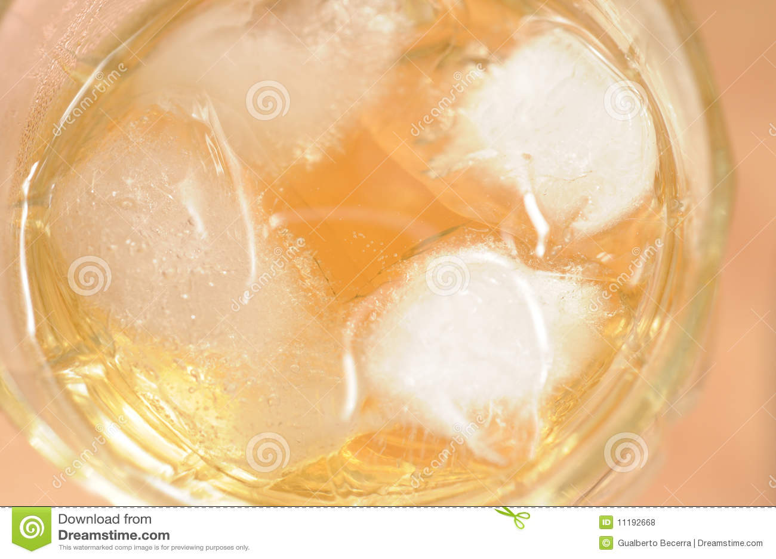 Macro del whisky