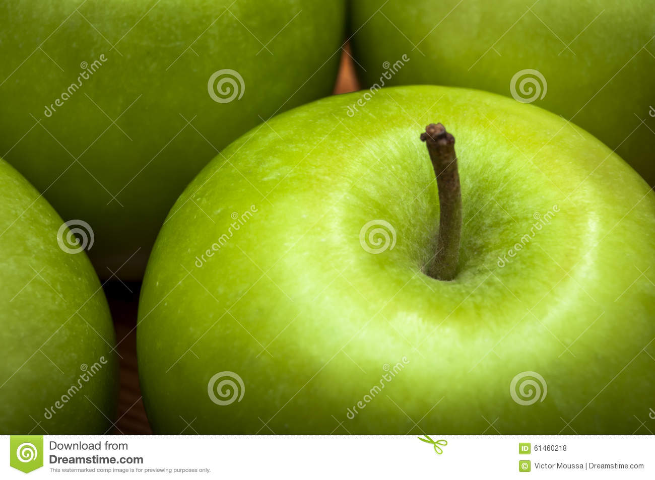 delicious green apple illustration - photo #26