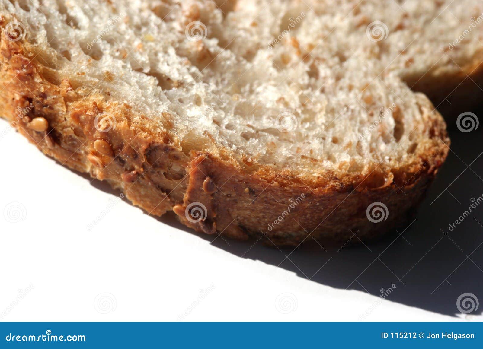 Macro do pão