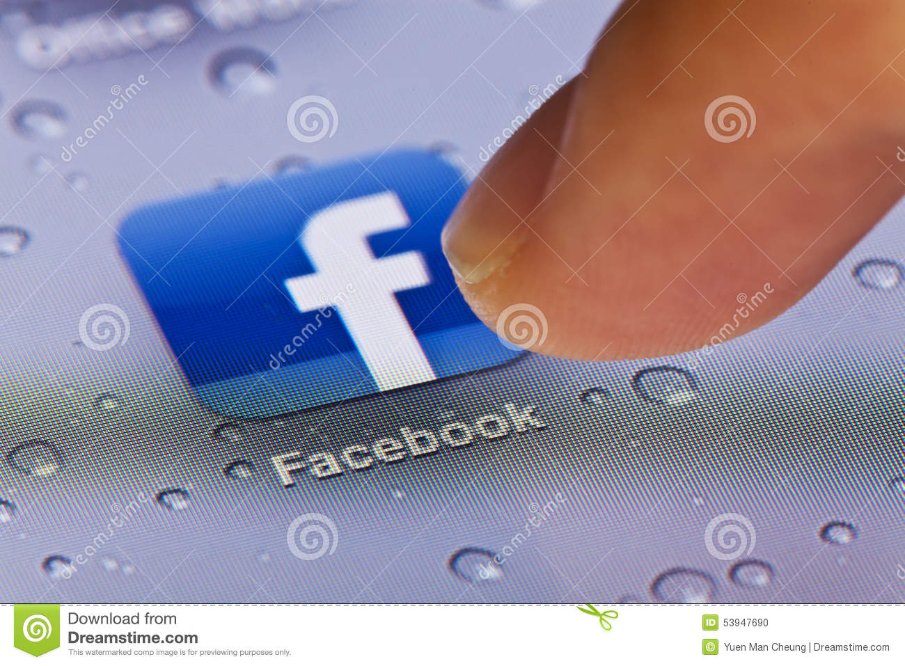 how to use facebook in china ipad