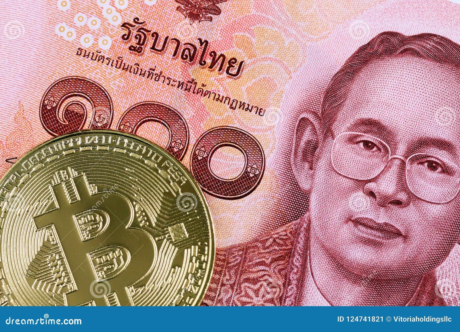bitcoin la thai baht)