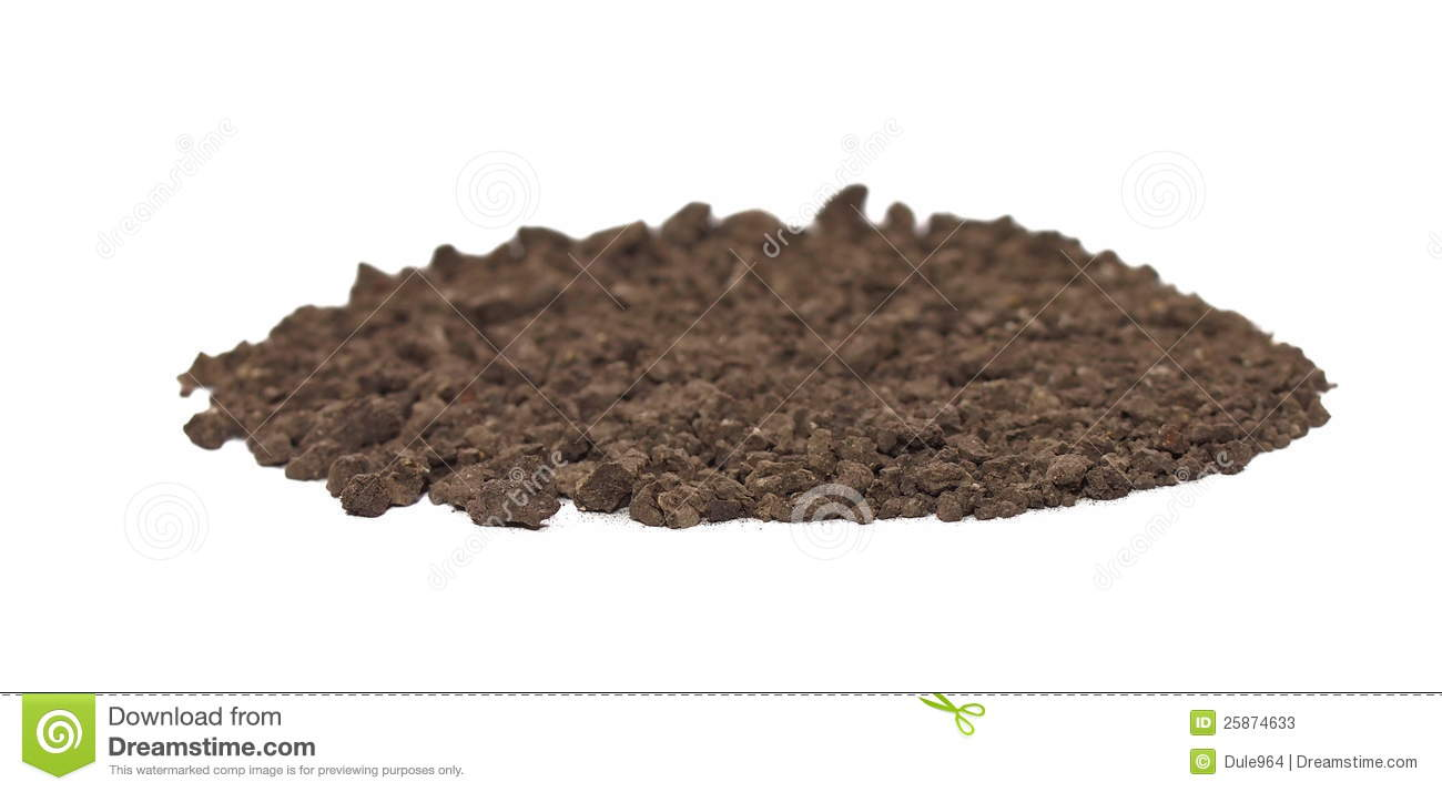 how to draw a pile of dirt