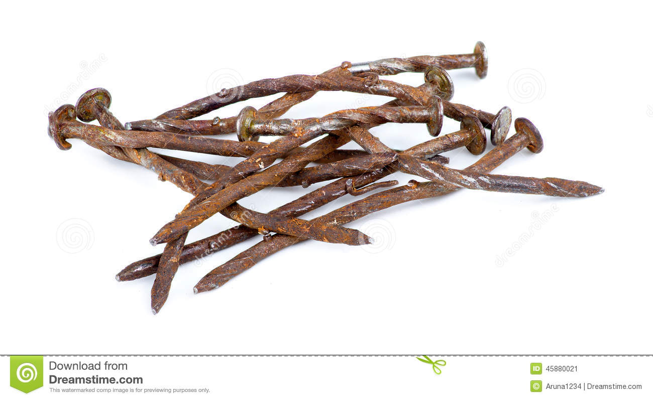 dating iron nails Early nails were usually square in section and the earliest were individually forged by hand from iron the head of the nail was formed nails and wood screws.