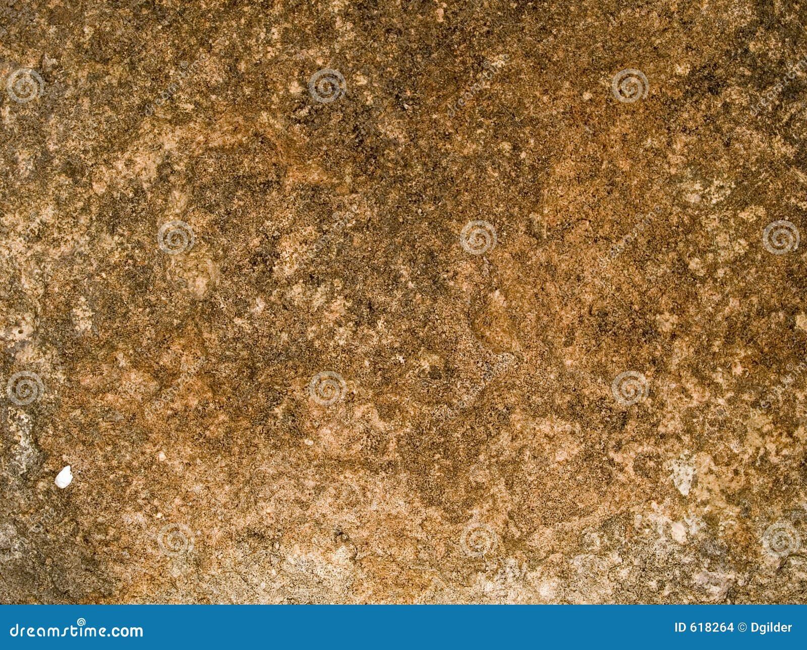 Macro textuur - gevlekte steen -