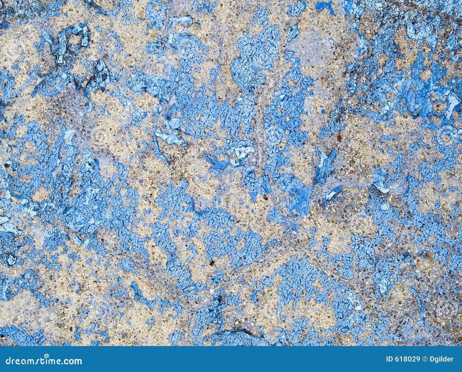 Macro textuur - verkleurd beton -