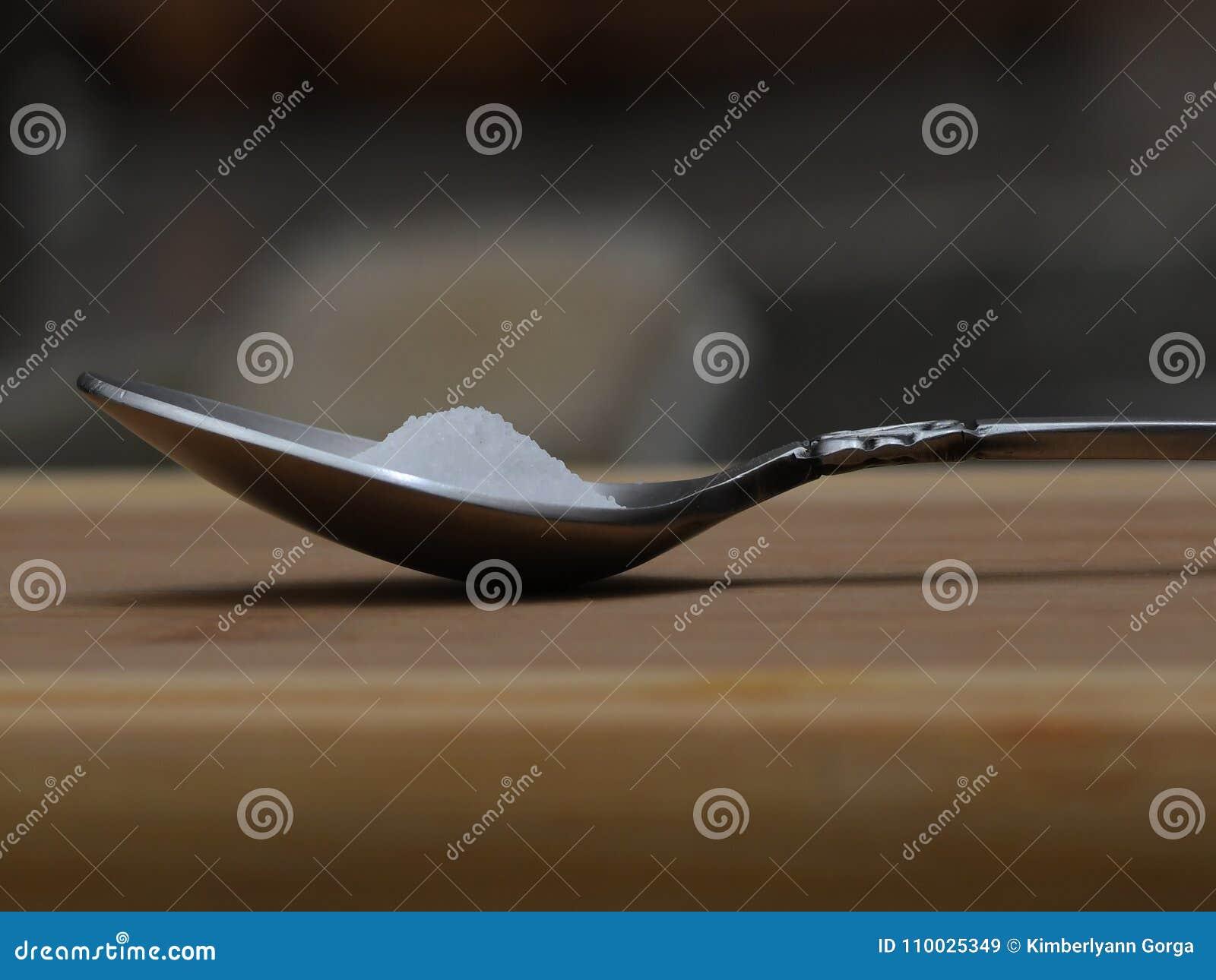 Spoon Full of Salt