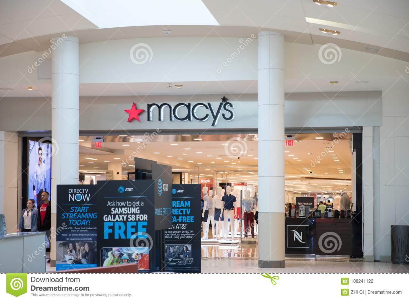 Macys Department Store  Macy`s, Inc  Is One Of The Nation`s