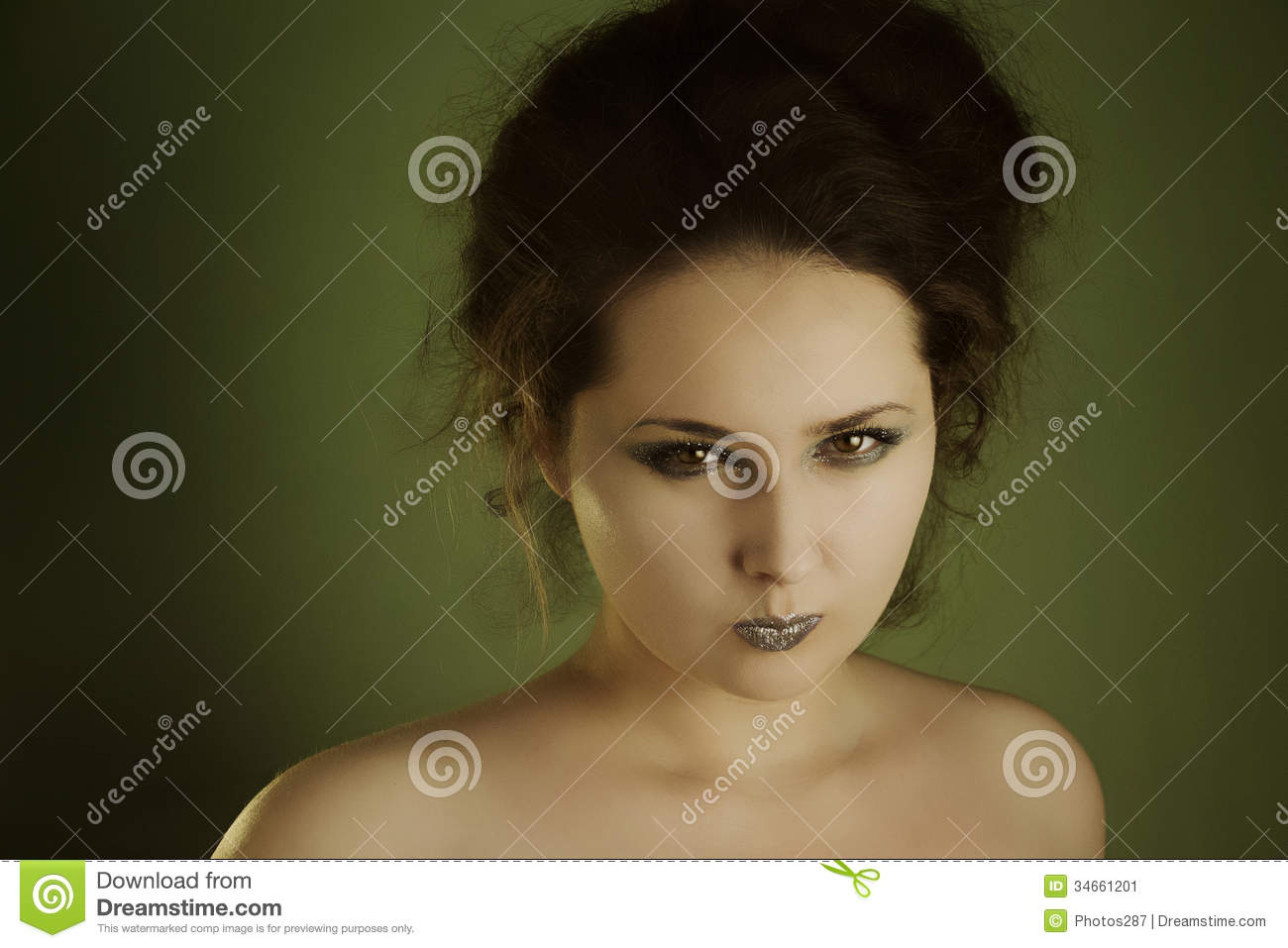 Mad Woman Face Girl with angry face Angry Black Woman Face