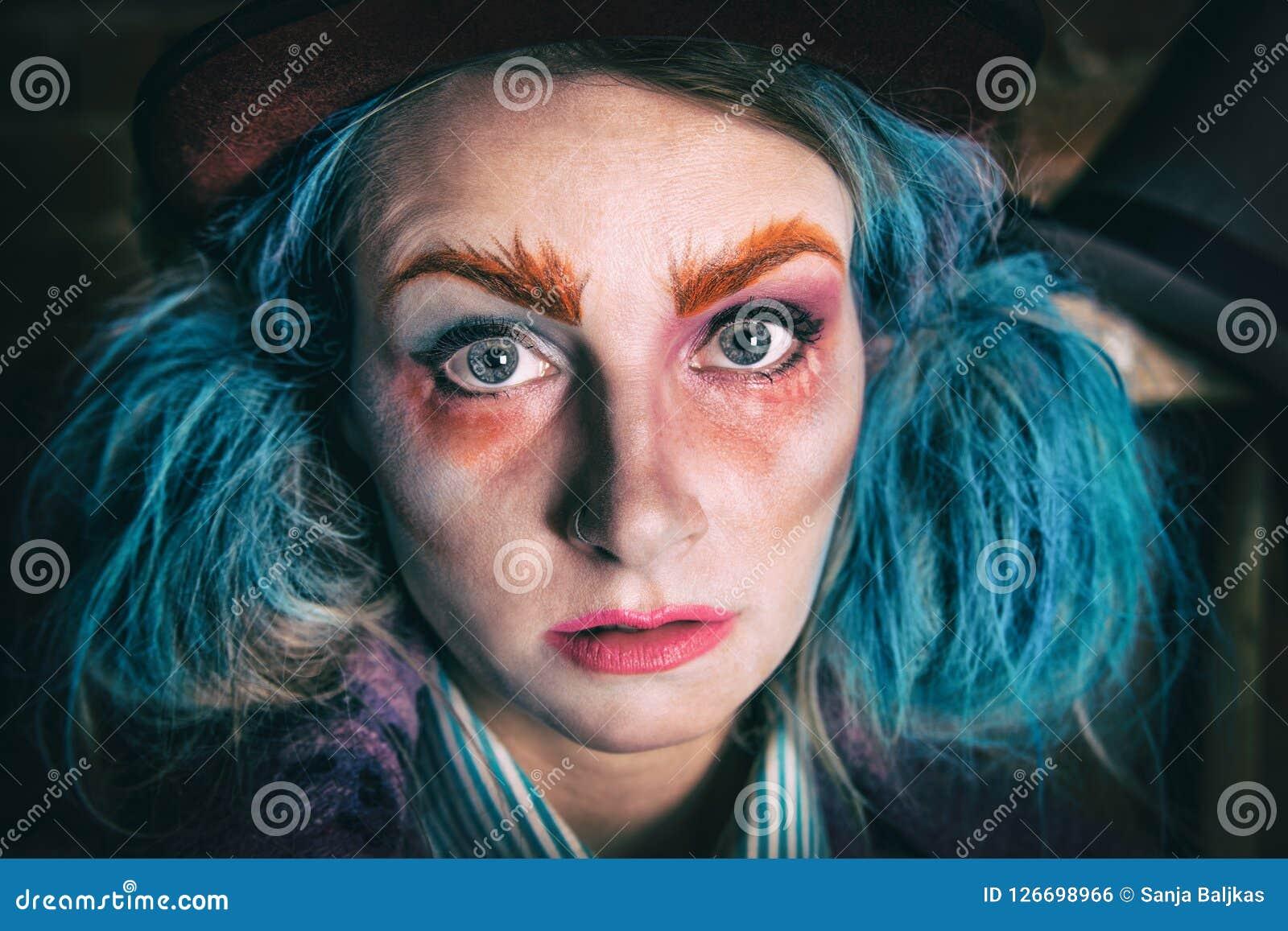 Mad Hatter close up - Alice in Wonderland