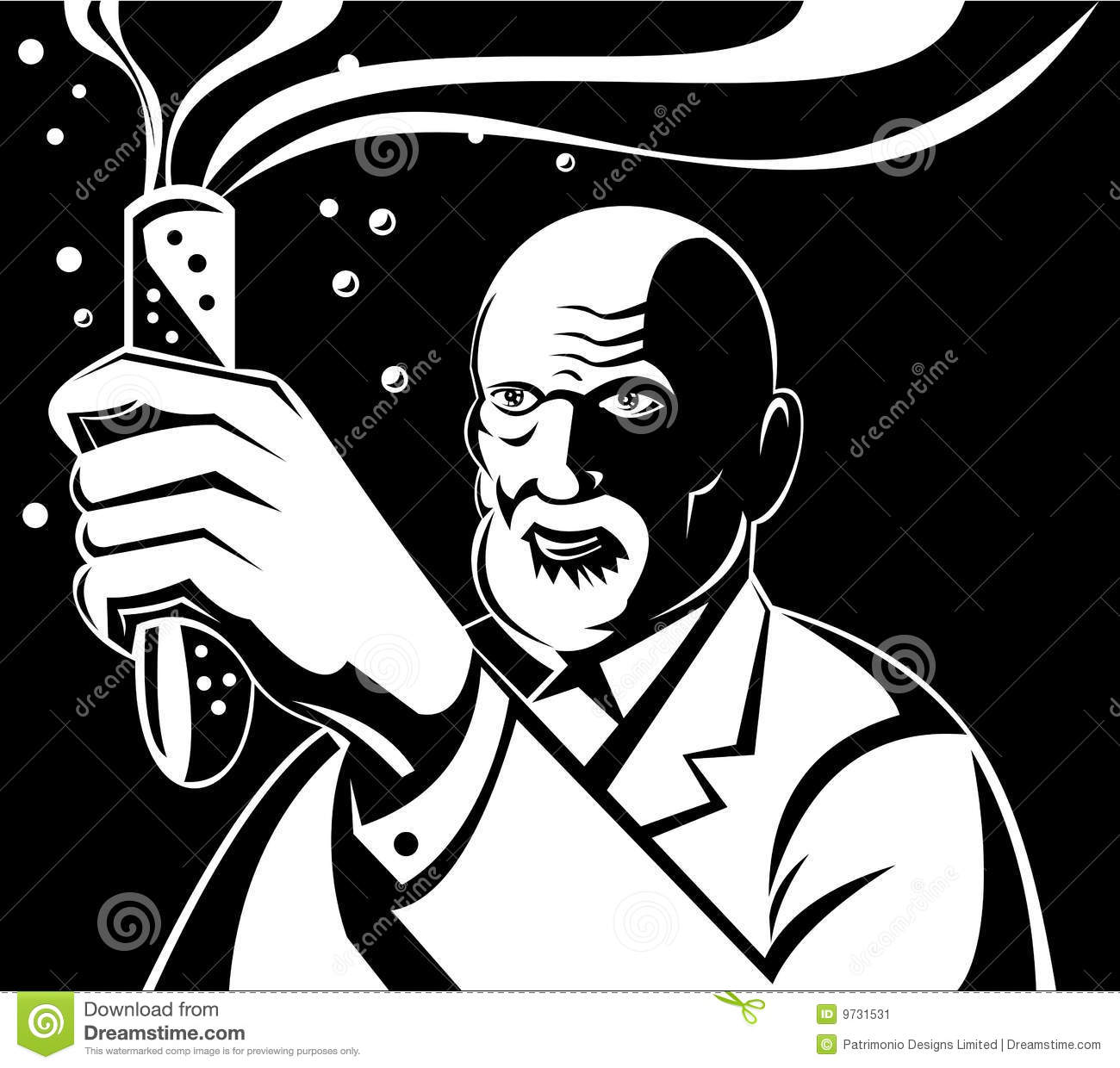 mad scientist holding a test tube stock image image 9731531 wine glass clip art black white wine glass clip art free