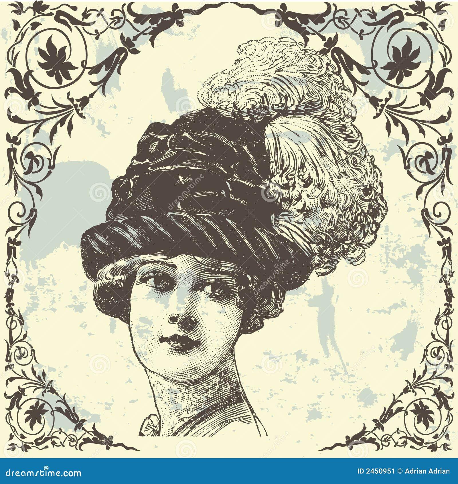 Madame antique