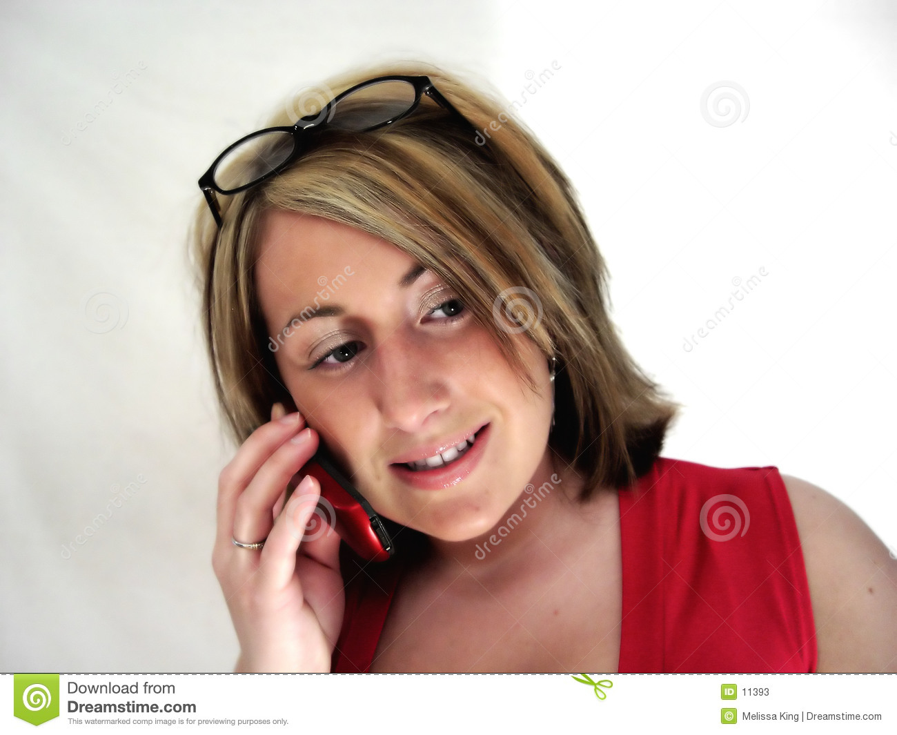 Madame On Phone III d affaires