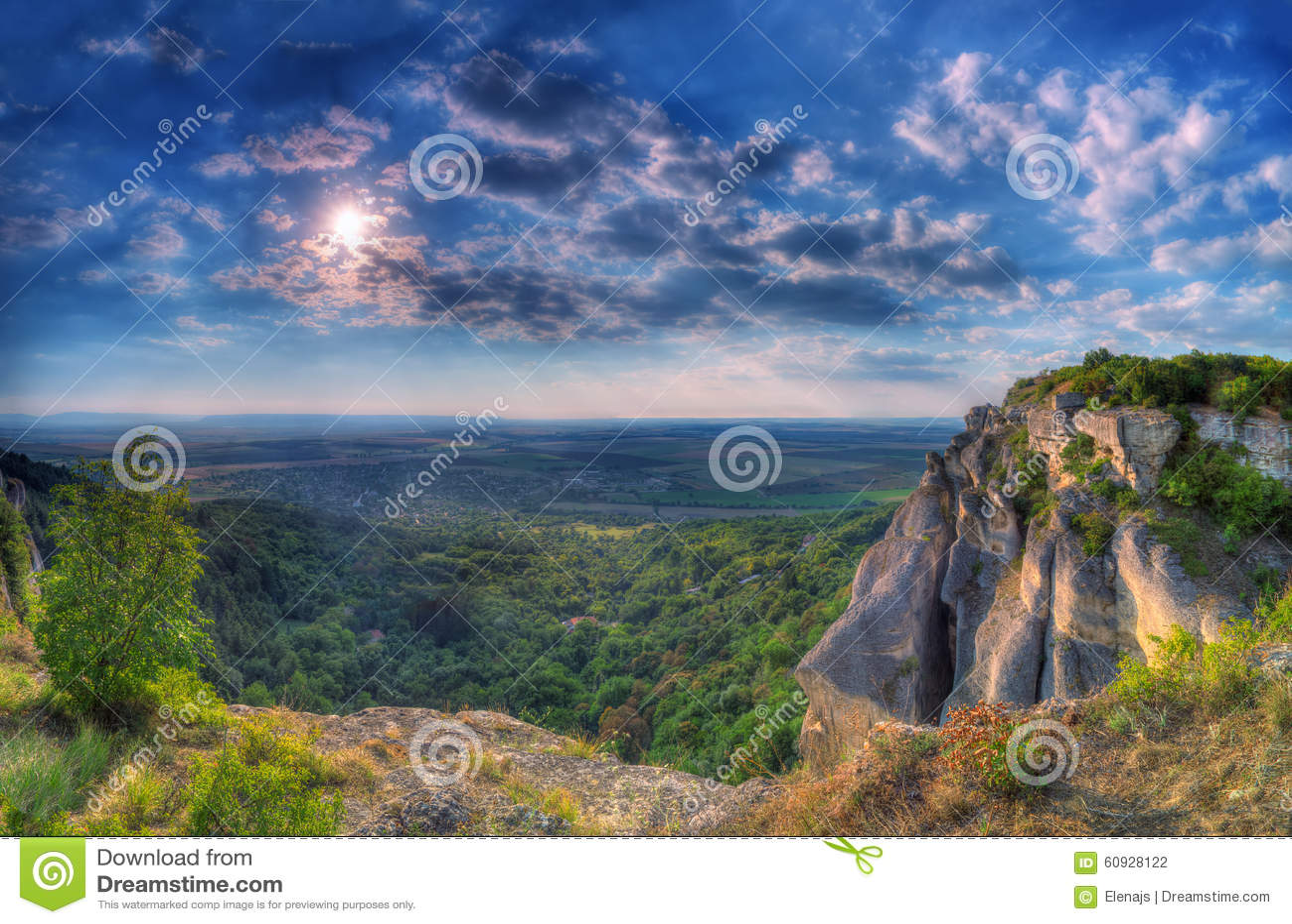 Madara-Festung, Bulgarien