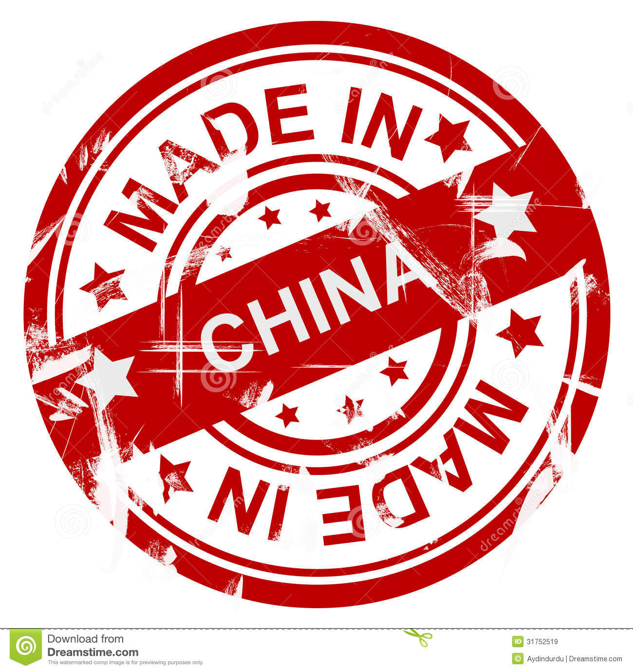 Made In China Royalty Free Stock Images Image 31752519
