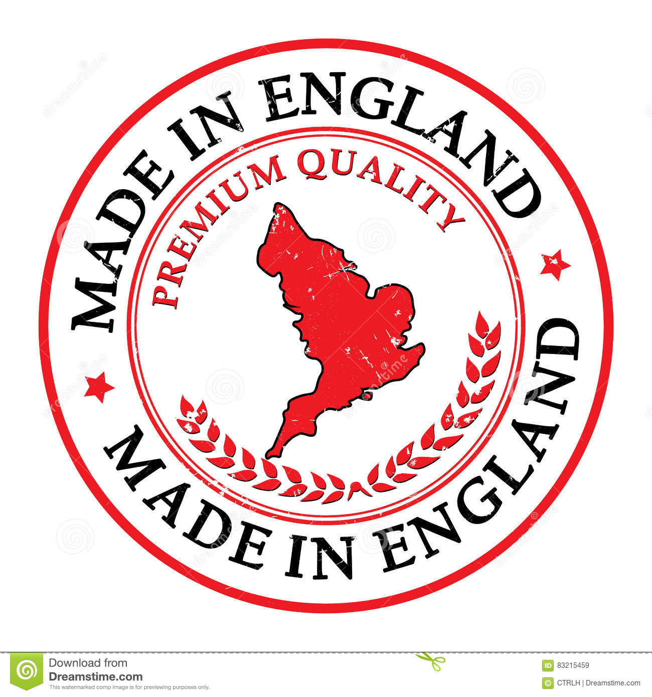 graphic about Printable England Flag referred to as Produced Within England Grunge Printable Label. Grunge Label Inventory