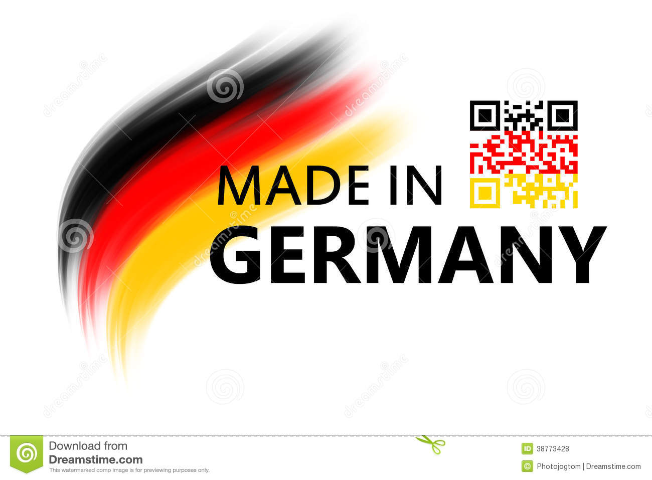 Made In Germany Royalty Free Stock Photos Image 38773428