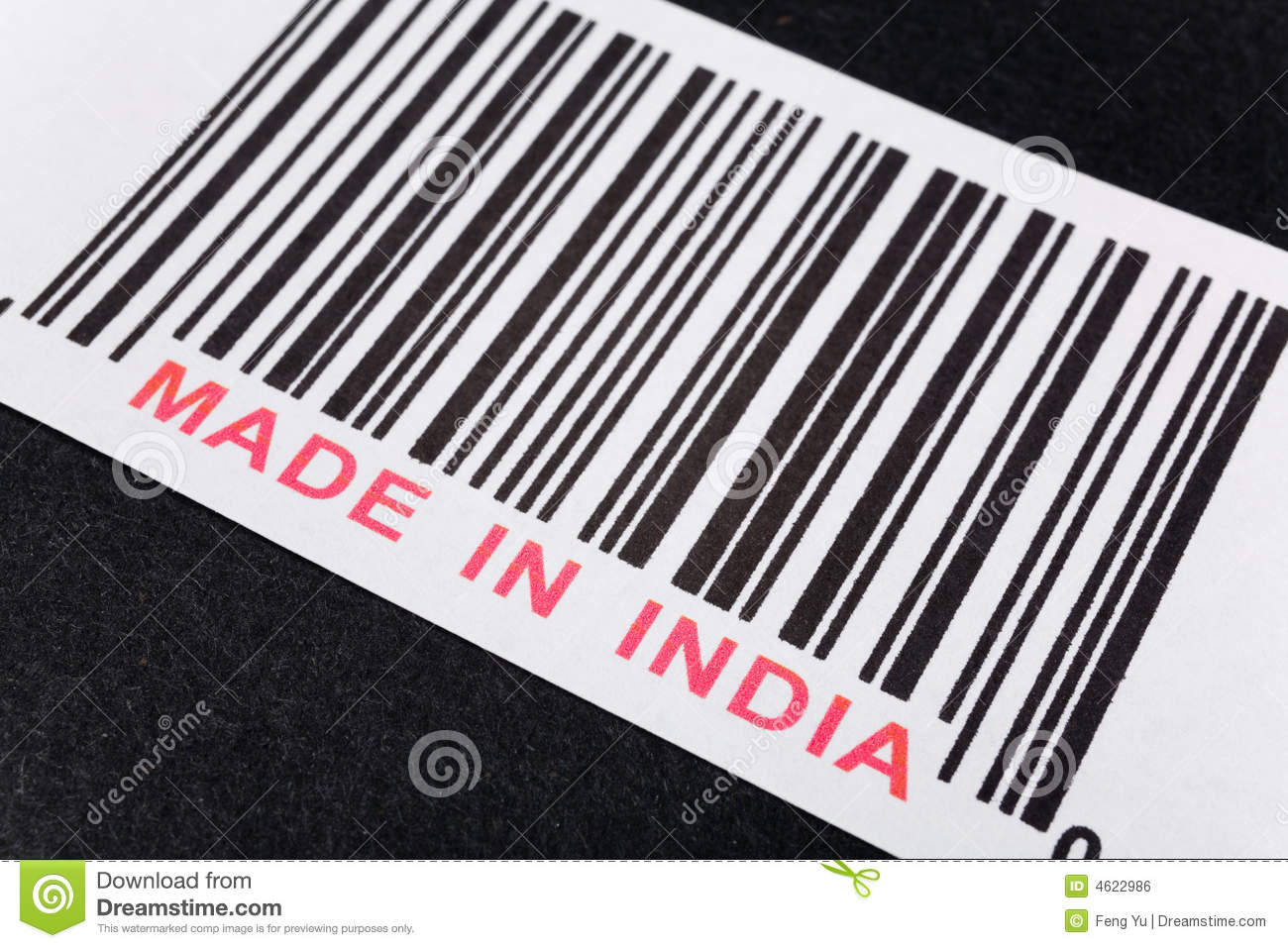 made in india stock photo image of india code product 4622986. Black Bedroom Furniture Sets. Home Design Ideas
