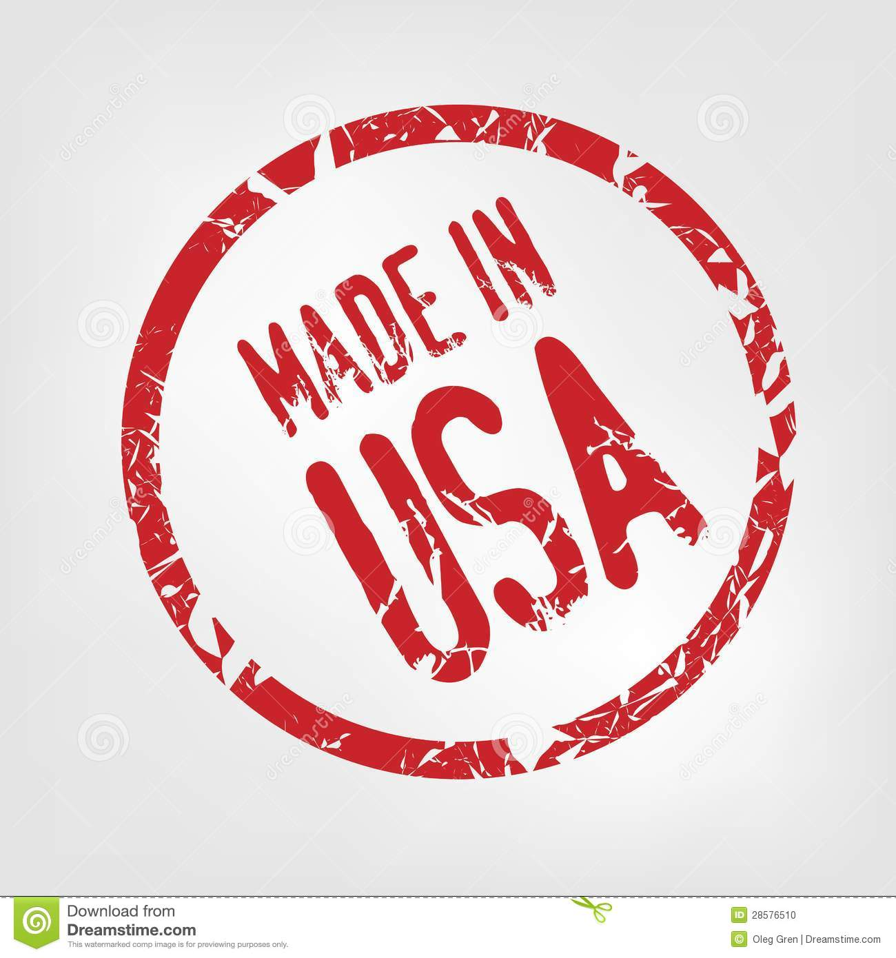 Stock Photo Made Usa Stamp Image28576510 on Shapes Rubber Stamp