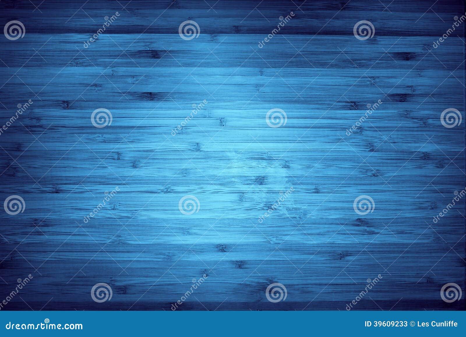 Madeira azul