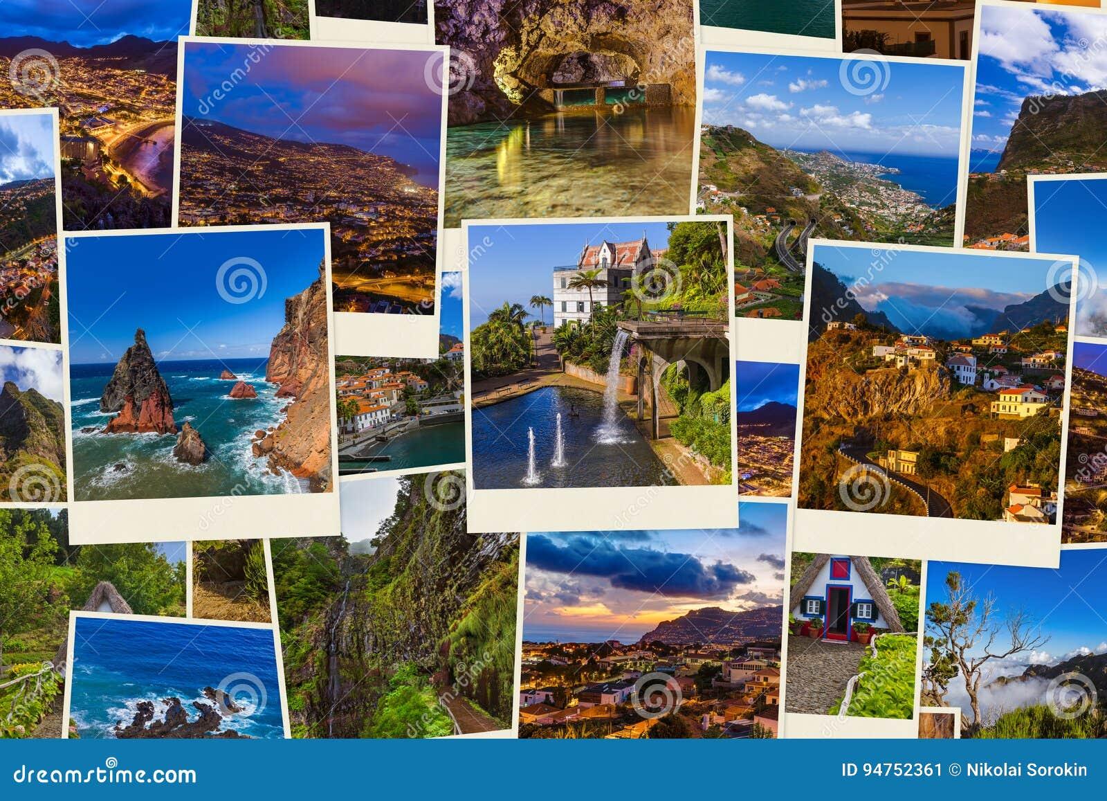 Madeira Island Portugal Travel Images My Photos Stock Image Image