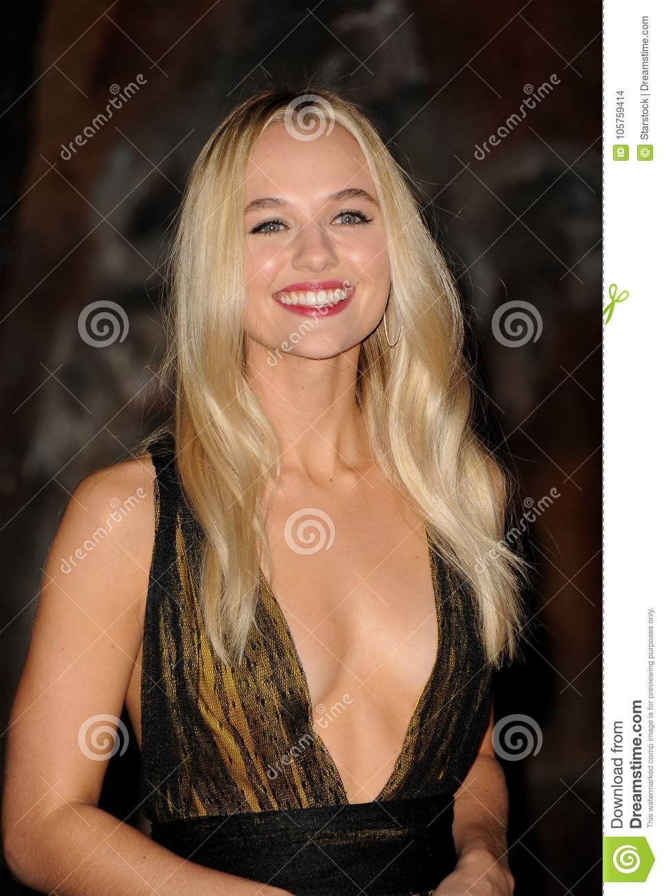 Madison Iseman ty burrell