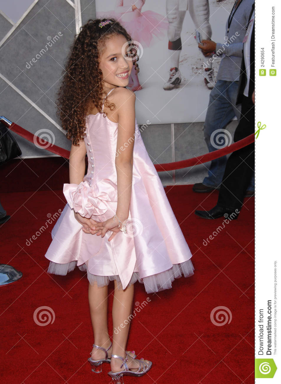 Madison Pettis, The Game editorial stock image  Image of