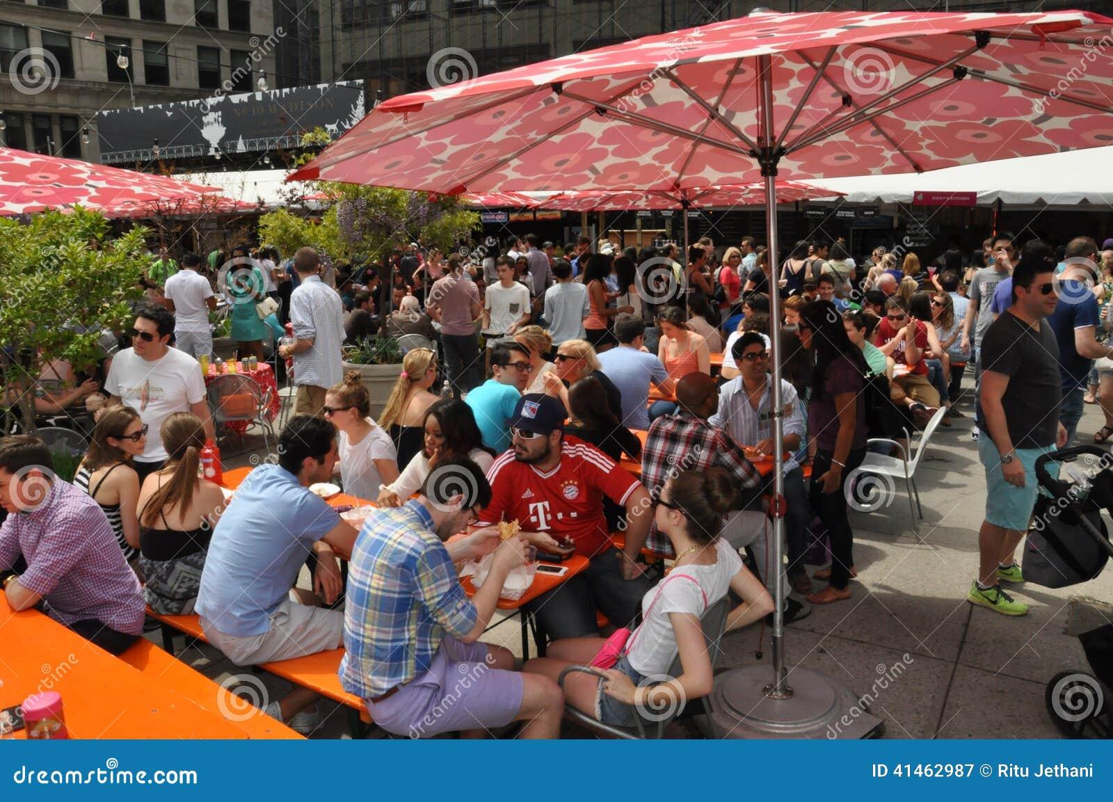 Madison Square Food Festival