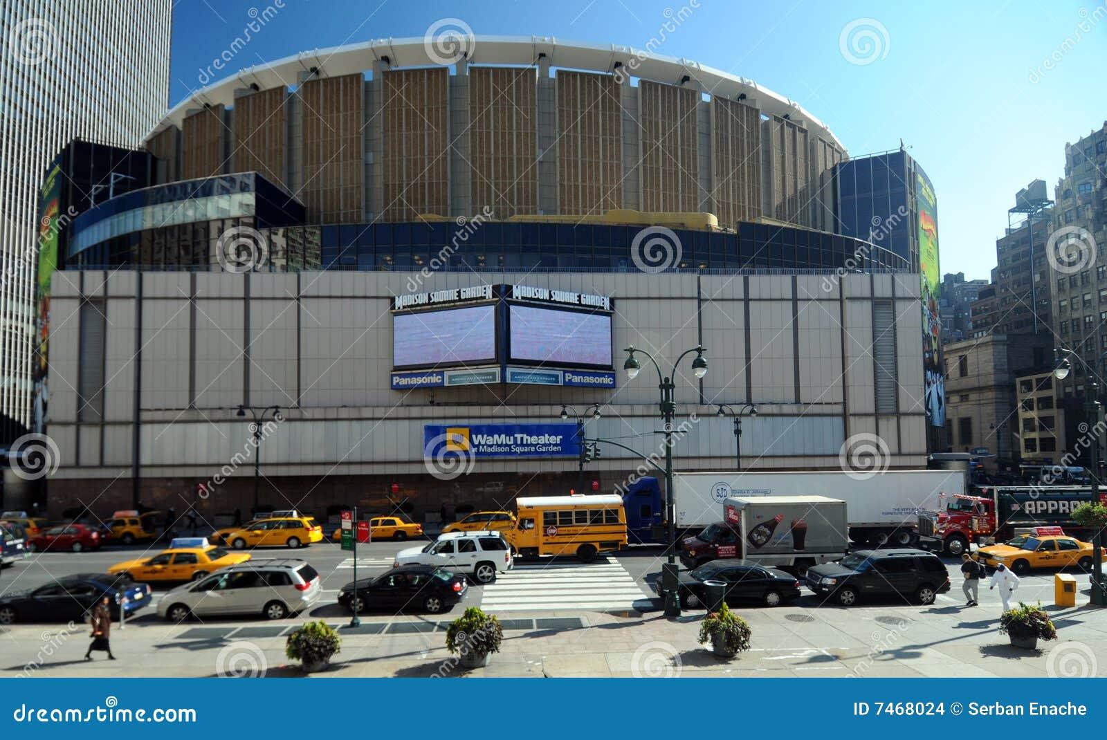 Madison Square Garden, Nueva York