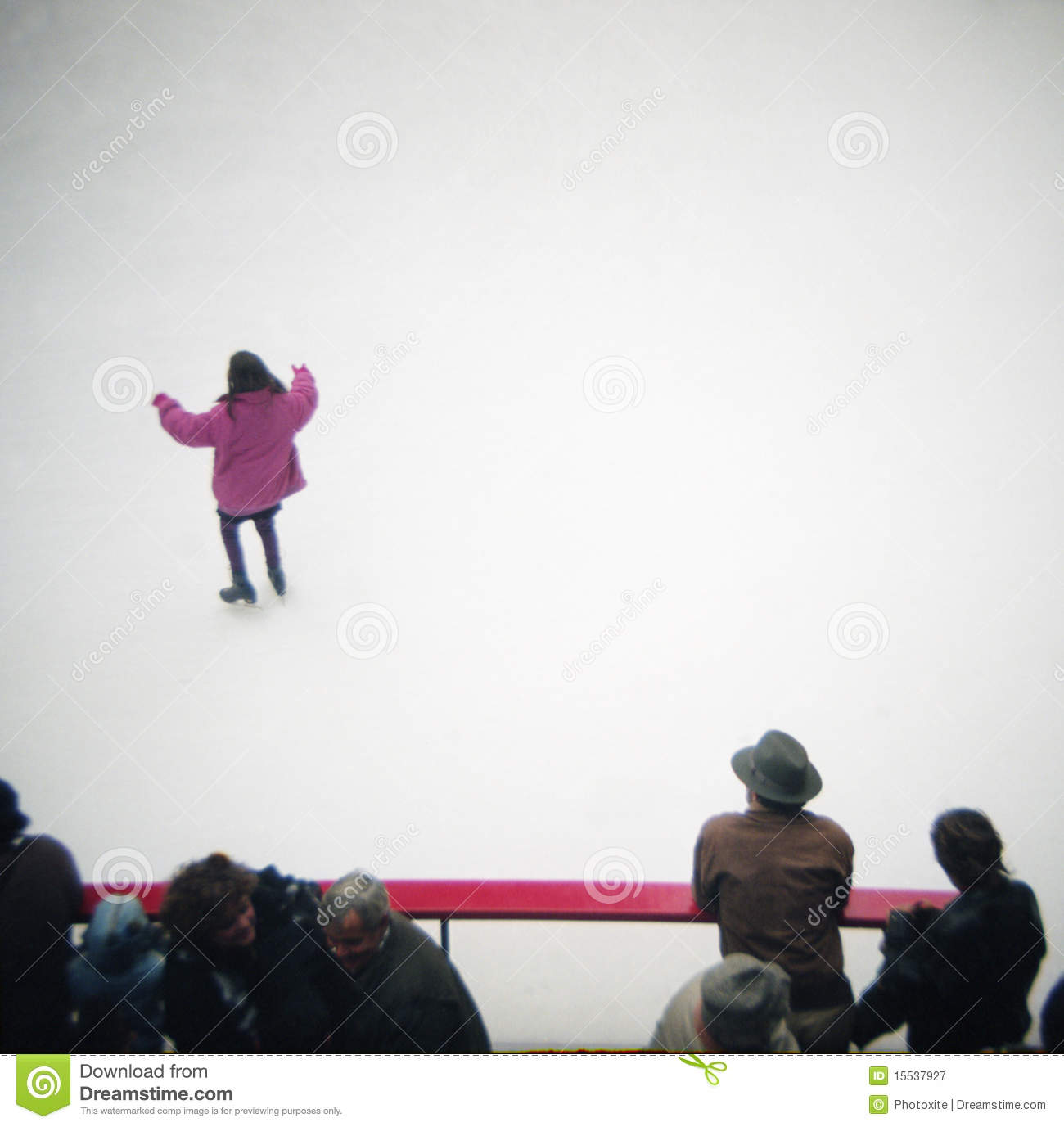 Madison Square Garden Skater Editorial Photography Image 15537927