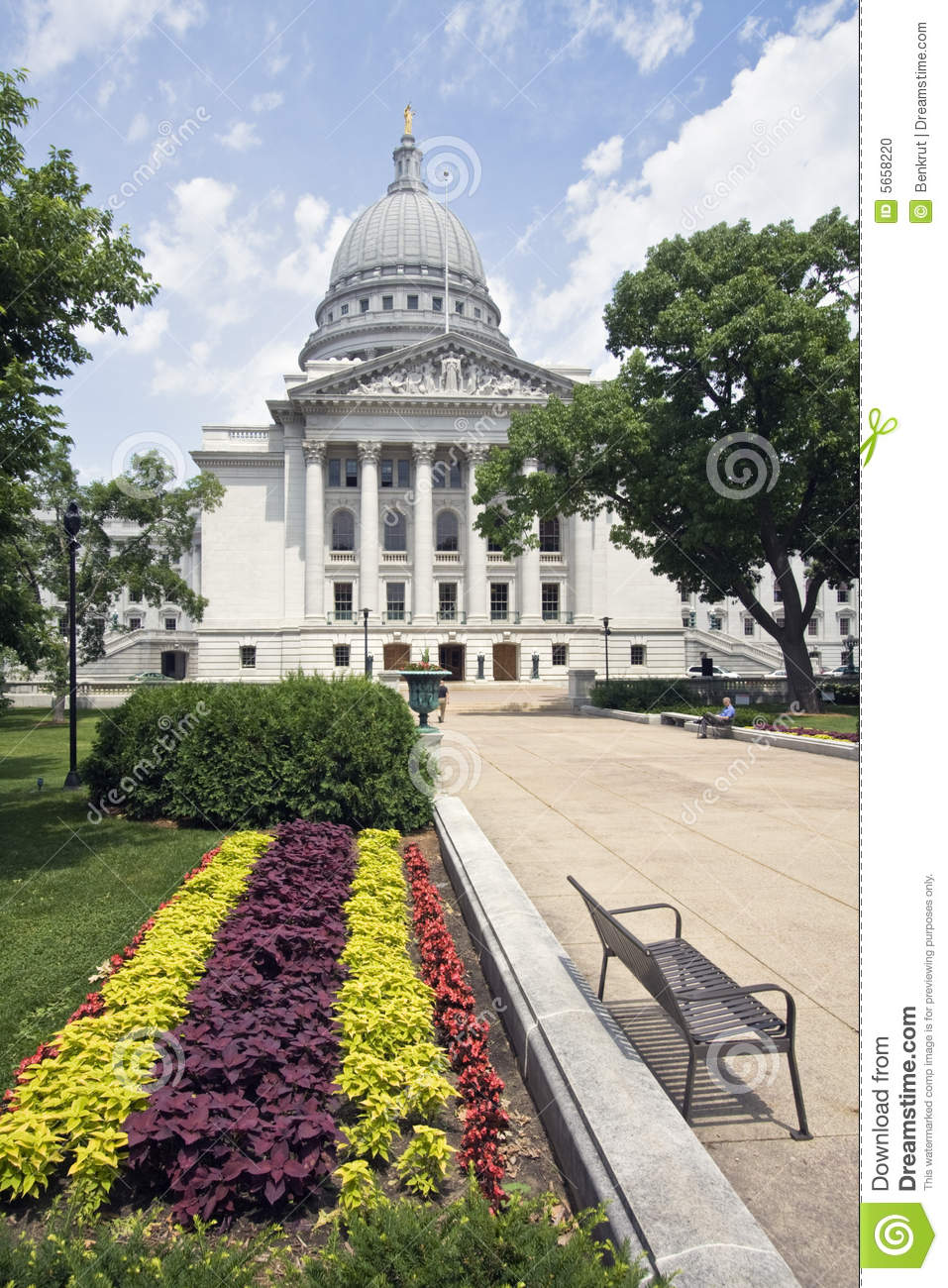 Best Place To View Madison Capitol Building