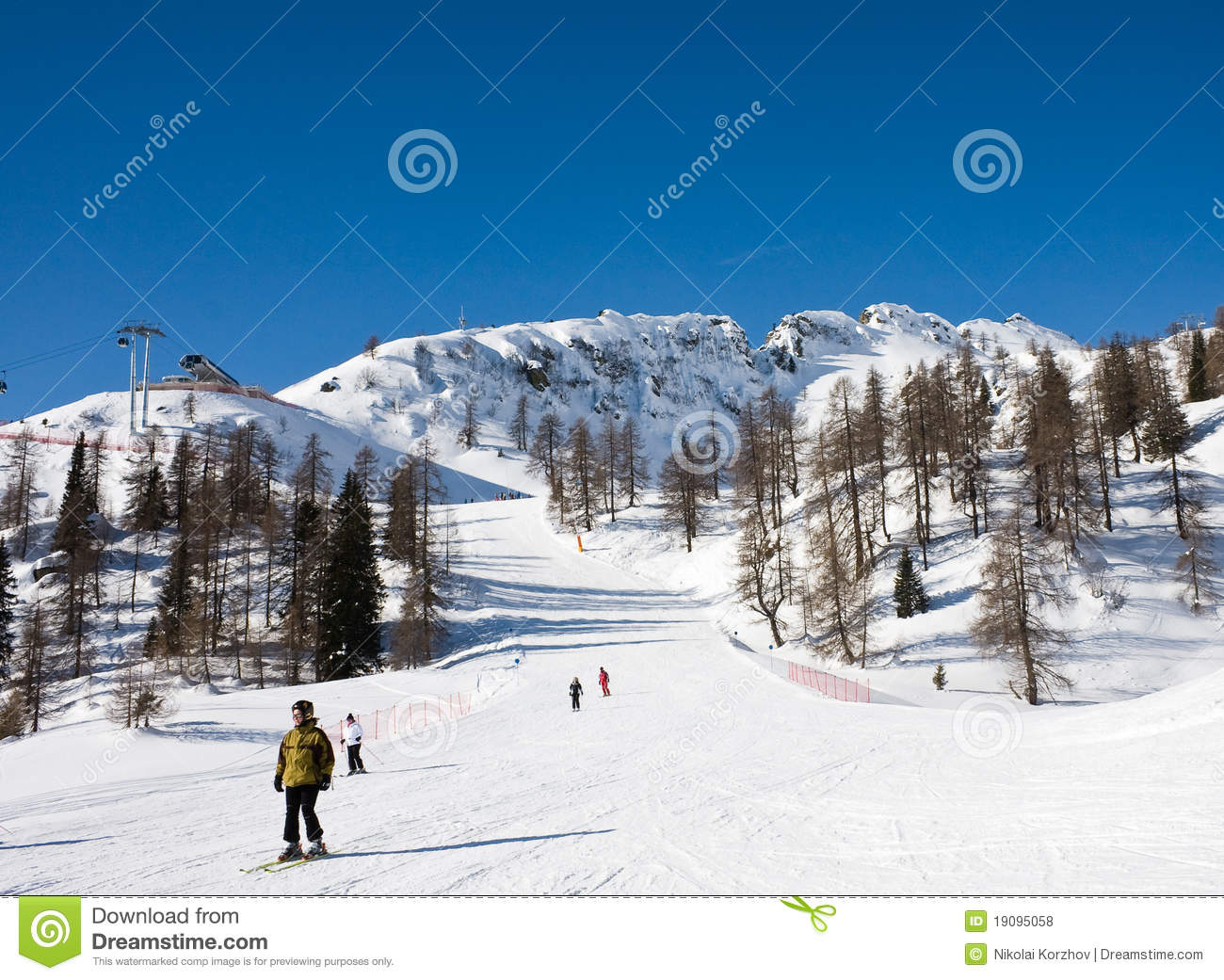 Madonna di Campiglio Italy  city photo : Madonna Di Campiglio. Italy Royalty Free Stock Photos Image ...